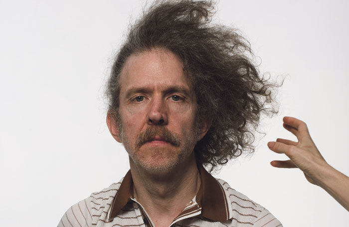 Martin Creed. Photo: Hugo Glendinning