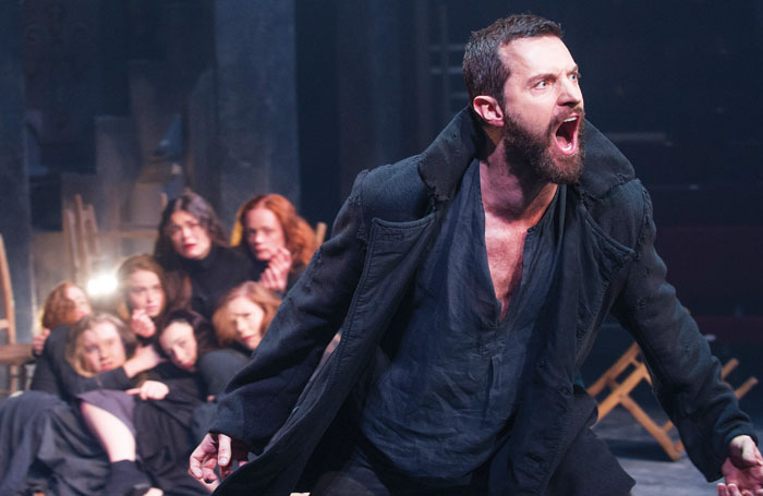 Richard Armitage in The Crucible at the Old Vic, London, in 2014;