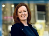 Shona McCarthy, chief executive of the Edinburgh Festival Fringe Society. Photo: Edinburgh Festival Fringe Society