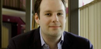 James Dacre, artistic director of the Royal and Derngate