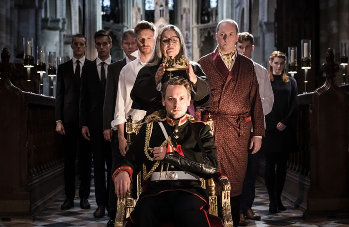 Antic Disposition's Richard III. Photo: Scott Rylander