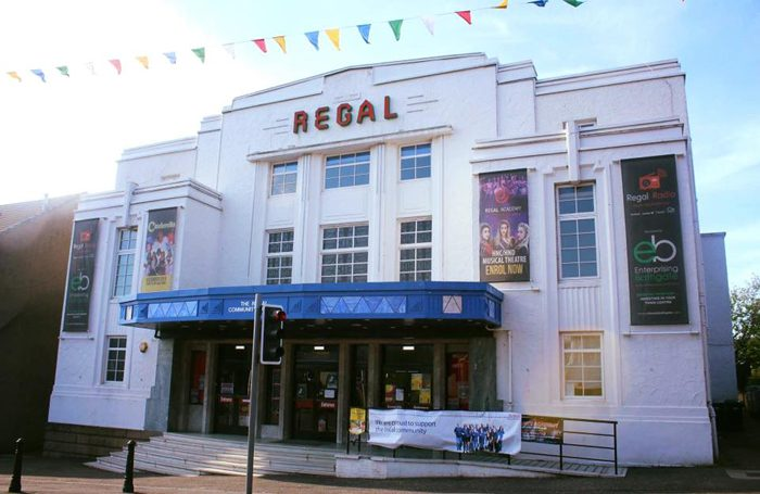 Bathgate Regal Theatre. Photo: Regal Theatre