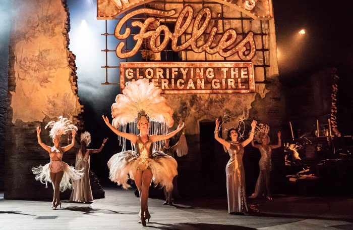 Follies at the National Theatre. Photo: Johan Persson