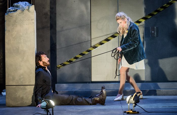 British Youth Opera's Don Giovanni. Photo: Robert Workman