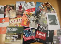 Theatre programmes, do they still serve a purpose? Photo: Louise Miles