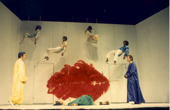 A Midsummer Night's Dream in 1970. Photo: Reg Wilson