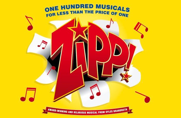 Zipp! runs at the Customs House, South Shields, from September 19 to 23