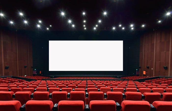 "The move to screen adverts in theatres is being marketed as a ""win-win"" for venues and advertisers. Photo; Shutterstock"