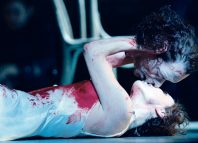 Nadja Michael in Salome at the Royal opera House in 2008. Photo: Robbie Jack