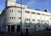 Golders Green Hippodrome. Photo: Wikimedia