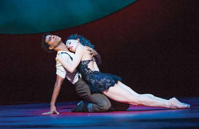 Carlos Acosta with Marianela Nunez in Carmen at the Royal Opera House in 2015. Photo: Tristram Kenton