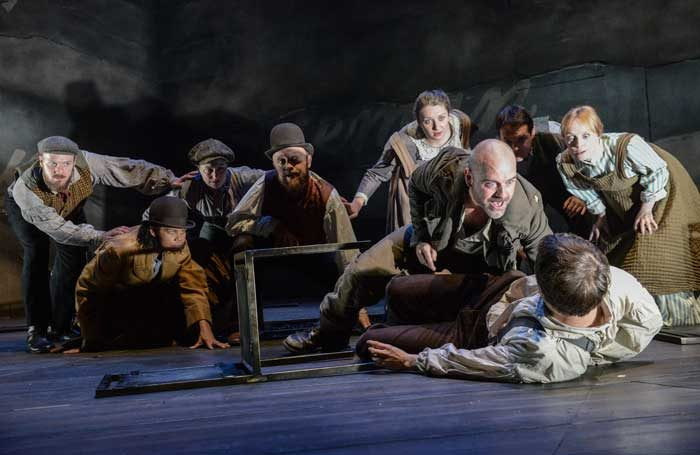 The cast of Great Expectations. Photo: Robert Day