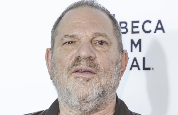 Harvey Weinstein Sam Aronov/Shutterstock
