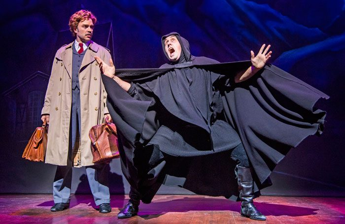 Mel Brooks Young Frankenstein At The Garrick Theatre Review Round