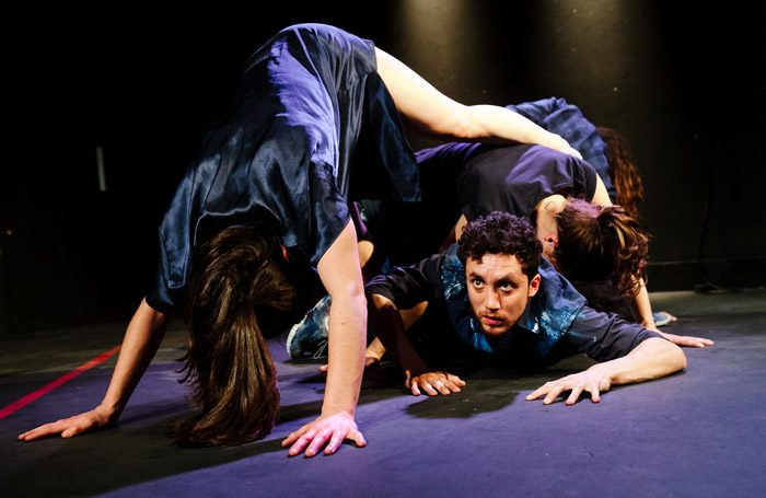 I Occur Here, part of Casa Festival at Southwark Playhouse, London. Photo: Alex Brenner
