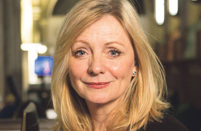 Labour MP Tracy Brabin who is calling for shared parental leave for freelance workers