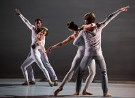 Trois Grandes Fugues at Sadler's Wells, London. Photo: Bernard Stofleth
