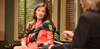Belinda Lang in Duet for One at Richmond Theatre, London