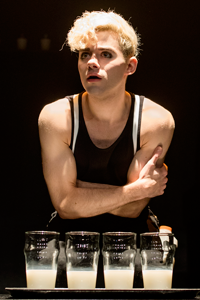 Misha Osherovich in A Clockwork Orange. Photo: Caitlin McNaney