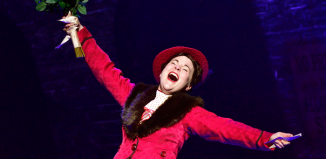 Natasha J Barnes in Funny Girl. Photo: Paul Coltas