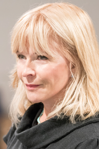 Toyah Wilcox in rehearsal for Jubilee. Photo: Johan Persson