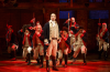 Public Theater production of Hamilton. Photos: Joan Marcus