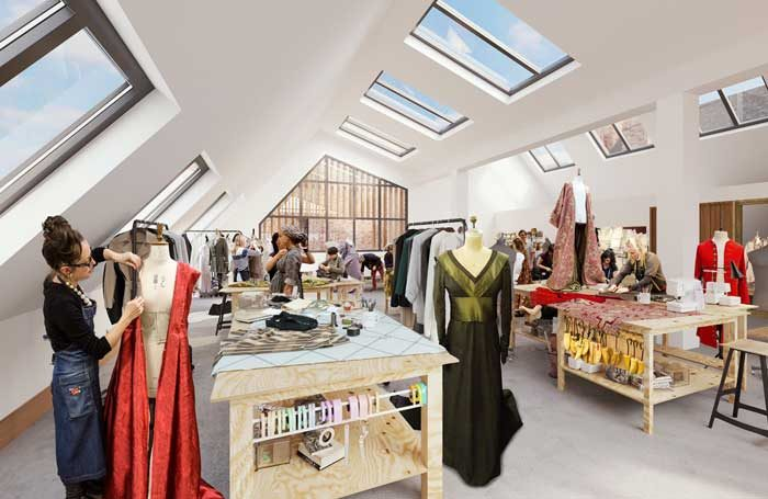 rsc s 8 7m costume workshop overhaul gets go ahead from planners