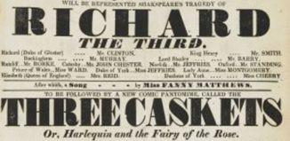 Members of the public are asked to transcribe details from the 18th and 19th-century playbills to the British Library's new website