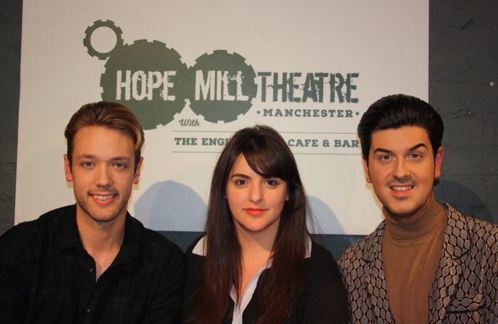 Joseph Houston, William Whelton and Katy Lipson