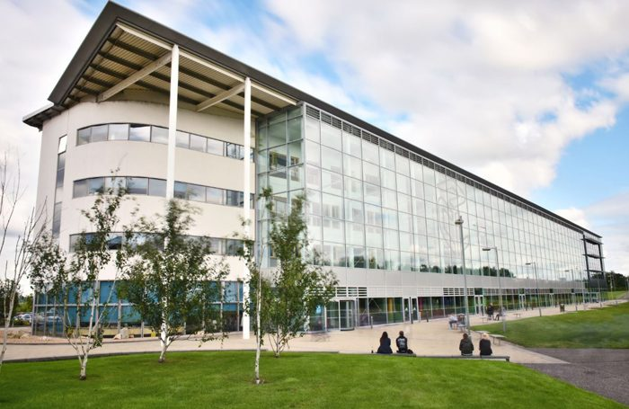 The Motherwell Campus at New College Lanarkshire