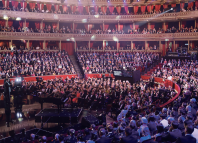 Comedian Jason Manford (left) hosting the Olivier Awards ceremony earlier this year, which was broadcast on ITV. But is the relationship between TV and theatre a strong one? Photo: David Levene