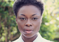Joan Iyiola. Photo: Lucy Barriball