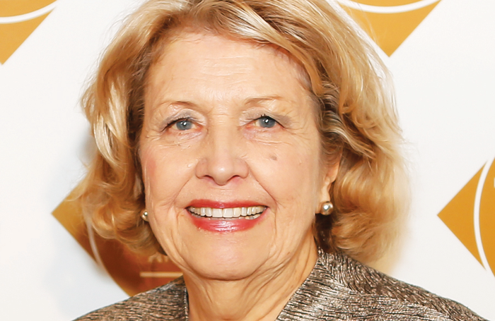 Anne Reid. Photo: Pamela Raith
