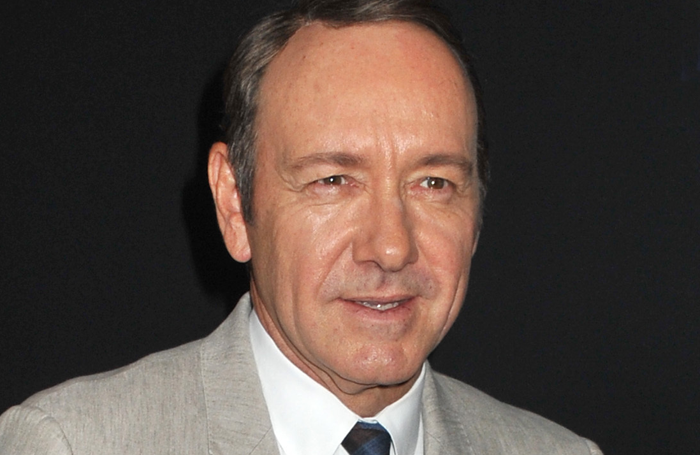 Kevin Spacey. Photo: Shutterstock