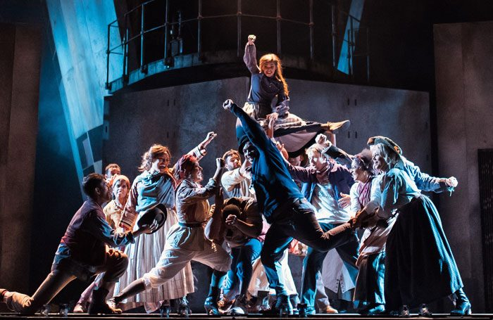 tiger bay the musical review at wales millennium centre cardiff
