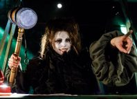 Inside Pussy Riot at the Saatchi Gallery, London. Photo: Kenny Mathieson