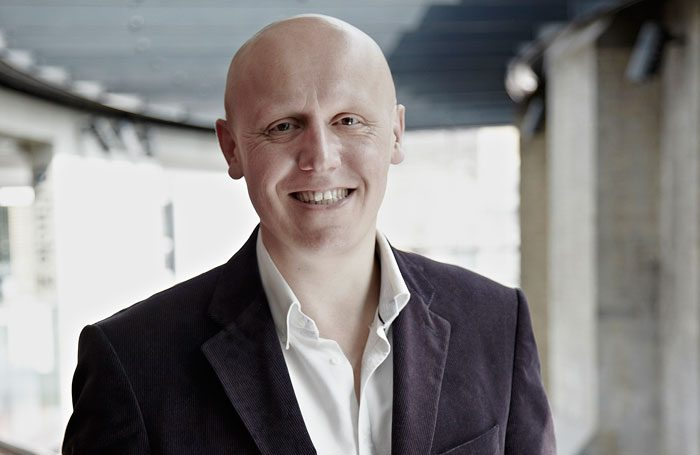 Roundhouse artistic director and chief executive Marcus Davey. Photo: Jonathan Birch