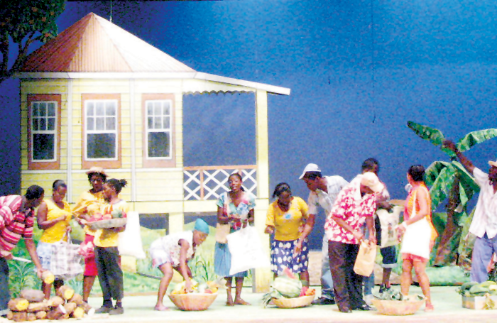 Jamaican Pantomime A British Tradition With A Caribbean
