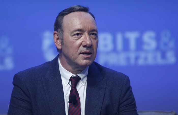 Police investigating second Kevin Spacey sexual assault allegation