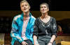 John McCrea and Josie Walker in Everybody's Talking About Jamie at the Apollo Theatre. They will feature in the first episode Photo: Johan Persson