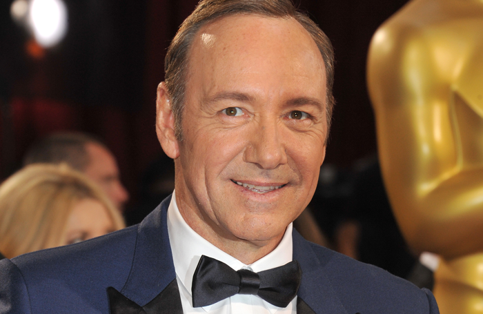Kevin Spacey under third Met police investigation for sexual assault