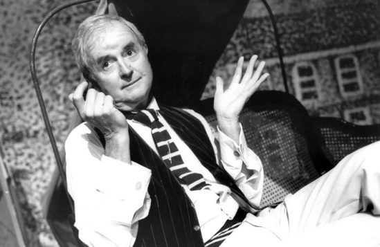 Rodney Bewes in Three Men in a Boat in 1993. Photo: Tristram Kenton