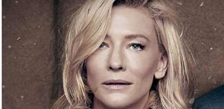 Cate Blanchett in her Broadway debut The Present at the beginning of the year