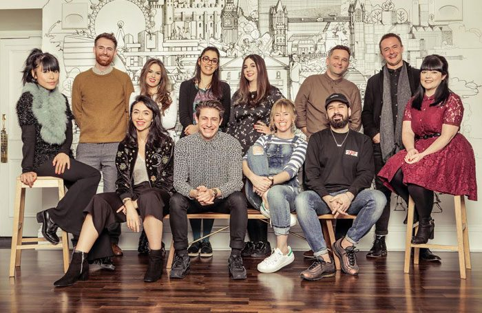 The Old Vic 12 scheme is now in its third year