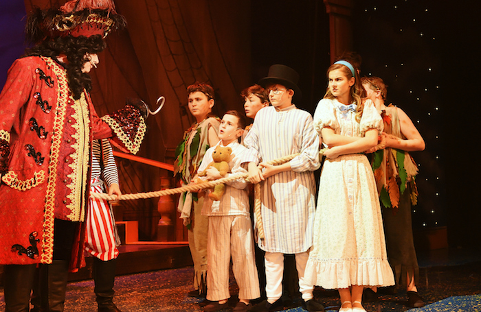 Peter Pan at Wyvern Theatre, Swindon