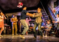 The current West End cast of The Ferryman. Photo: Johan Persson