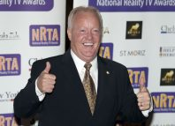 Keith Chegwin. Photo: Featureflash/Shutterstock