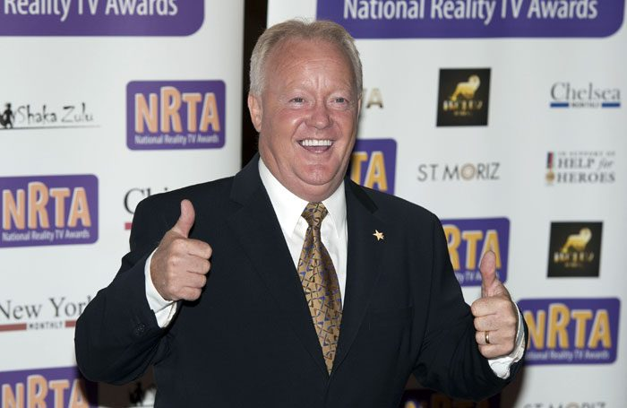 Keith Chegwin, TV presenter, dies aged 60
