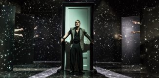 John Marquez in The Twilight Zone at Almeida Theatre, London. Photo: Marc Brenner