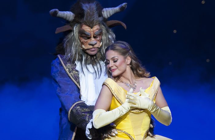 Mini theatrical performance - Beauty and the Beast Live on Stage